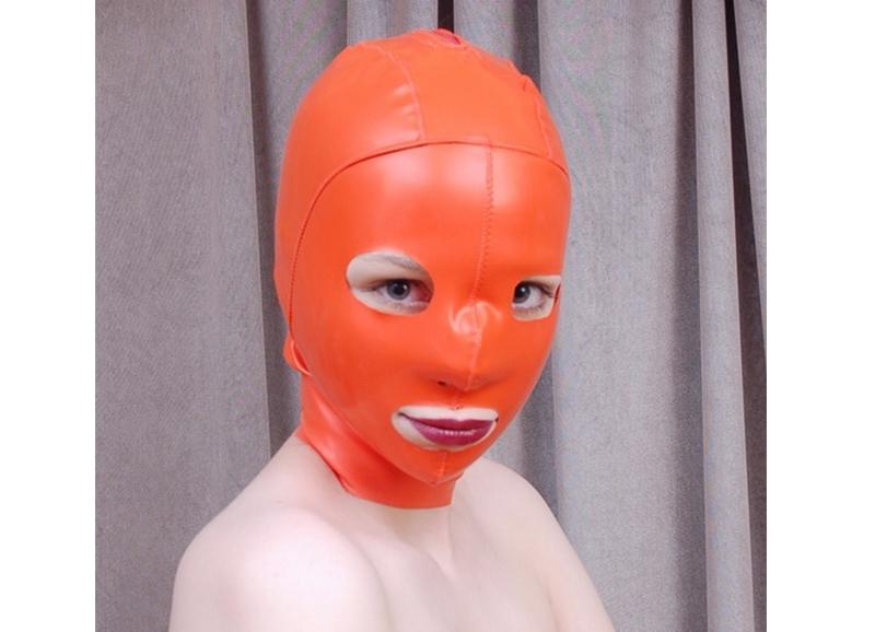 Latexmasken