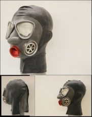 Latexmaske The Nose