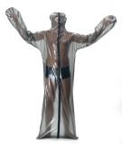 Schlafsack Bodybag PVC geschlossen