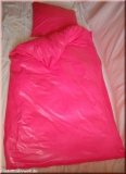 Bedcover & Pillow rubber 0.35 many colors