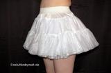 Petticoat Polyester doppellagig dreistufig