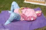 Body Textil ärmellos mit Optionen
