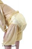 Windel-Hemdhose Latex Bermuda Langarm mit Optionen