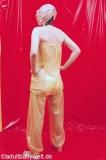 Brusthose Textil Schrittdruckkn.-Option