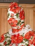 Maske Ganzkopf geschlossen PVC