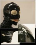 Latexmaske Transzip