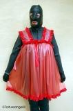 Sissy-Kleid PVC