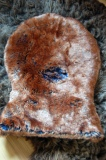 EINZELSTÜCK: Kopfsack Fuchs blau