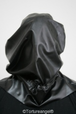 Head-Sack Latex closed round form lockable option
