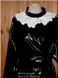 Maids dress PVC long sleeves, kneelong, many options