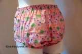 Diaper Slip with push buttons misc.fabrics straddle-option