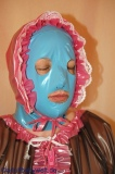 Bonnet latex, dummy-stop/lockable option