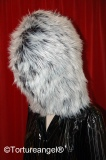 Mask - sheepfur plus fauxfur
