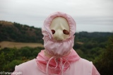 Bonnet Cotton/Fleece, dummy-stop/lockable option